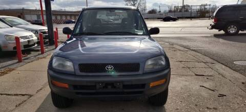 1997 Toyota RAV4 for sale at Nationwide Auto Group in Melrose Park IL