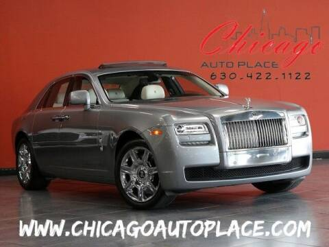 2011 Rolls-Royce Ghost for sale at Chicago Auto Place in Bensenville IL