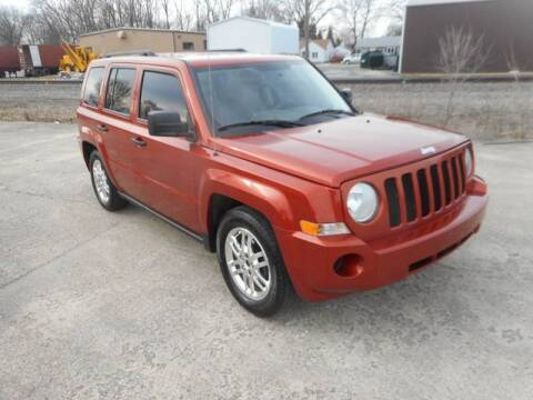 2008 Jeep Patriot for sale at RJ Motors in Plano IL