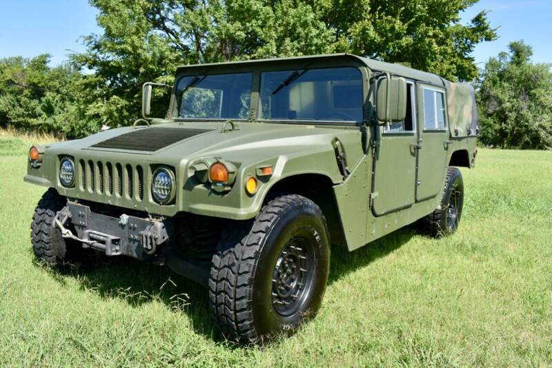 1988 AM General M998 for sale at A Motors in Tulsa OK