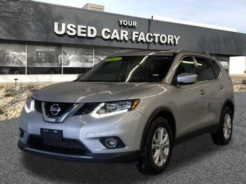 2015 Nissan Rogue for sale at JOELSCARZ.COM in Flushing MI