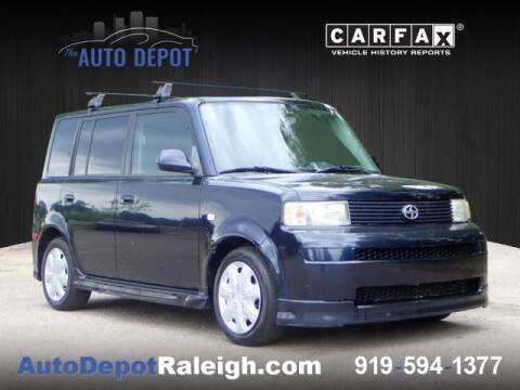 2006 Scion xB for sale at The Auto Depot in Raleigh NC