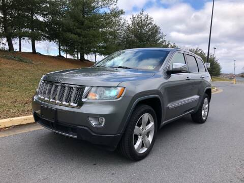 2011 Jeep Grand Cherokee for sale at PREMIER AUTO SALES in Martinsburg WV