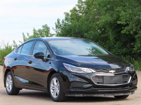 2017 Chevrolet Cruze for sale at Big Man Motors in Farmington MN