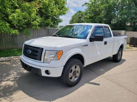 2010 Ford F-150 for sale at Harold Cummings Auto Sales in Henderson KY