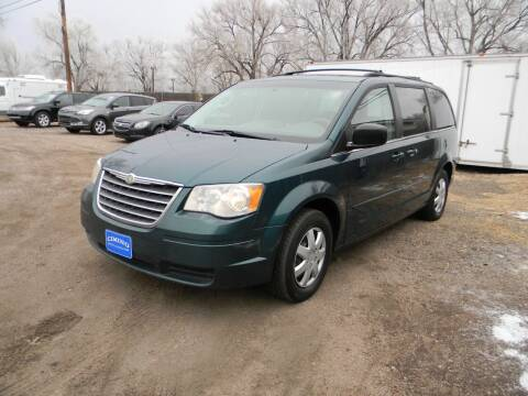 2009 Chrysler Town and Country for sale at Cimino Auto Sales in Fountain CO