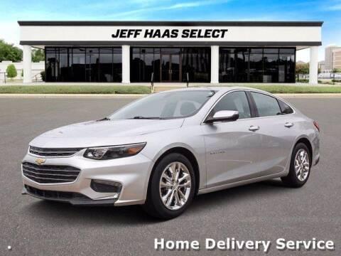 2018 Chevrolet Malibu for sale at JEFF HAAS MAZDA in Houston TX