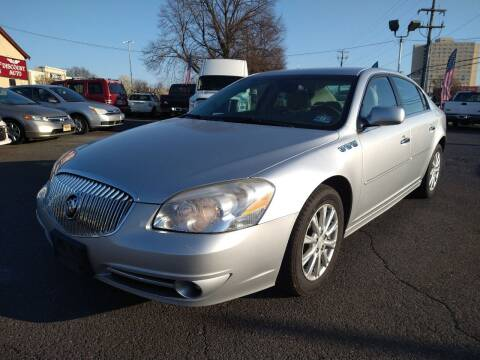 2010 Buick Lucerne for sale at P J McCafferty Inc in Langhorne PA
