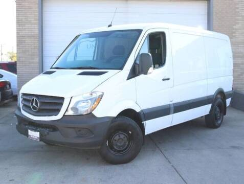 2016 Mercedes-Benz Sprinter Cargo Vans for sale at United Auto Exchange in Addison IL