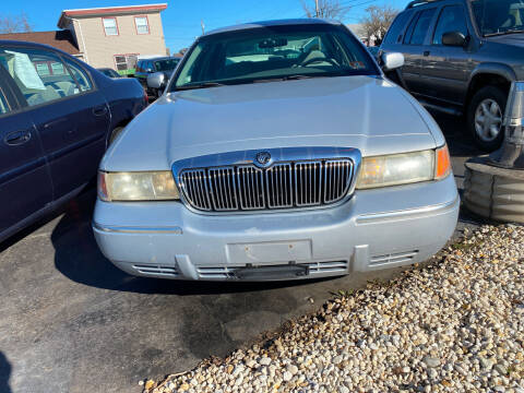 2000 Mercury Grand Marquis for sale at Diamond Auto Sales in Pleasantville NJ
