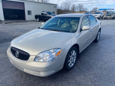 2007 Buick Lucerne for sale at Brewster Used Cars in Anderson SC