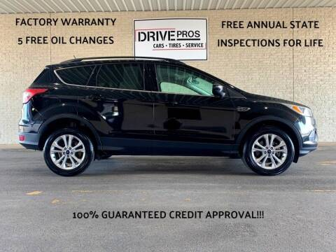 2018 Ford Escape for sale at Drive Pros in Charles Town WV