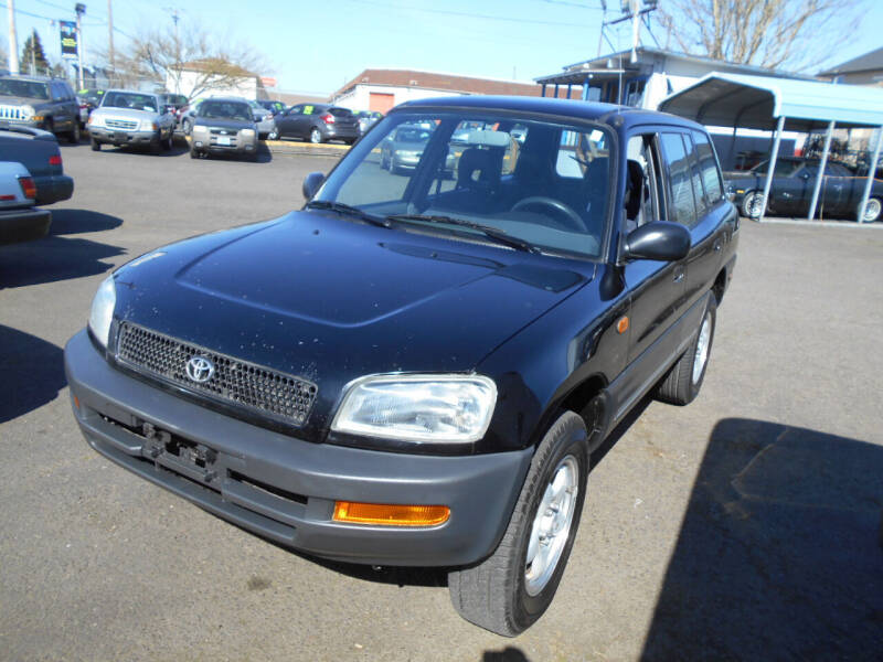 1997 Toyota RAV4 for sale at Family Auto Network in Portland OR