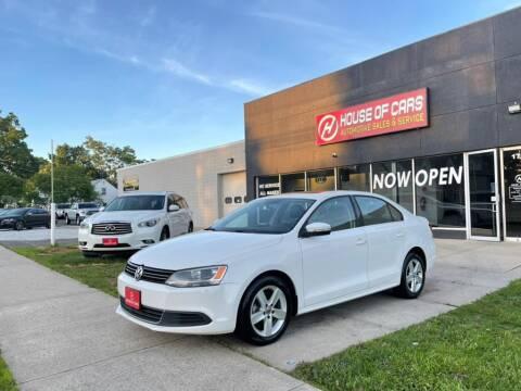2013 Volkswagen Jetta for sale at HOUSE OF CARS CT in Meriden CT