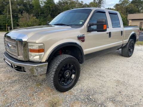 2008 Ford F-250 Super Duty for sale at RCD Trucks in Macon GA