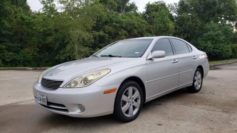 2005 Lexus ES 330 for sale at Houston Auto Preowned in Houston TX