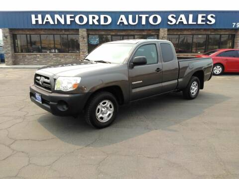 2010 Toyota Tacoma for sale at Hanford Auto Sales in Hanford CA