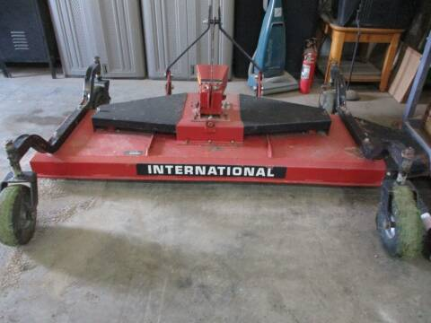 International FINISH MOWER for sale at Grand Valley Motors in West Fargo ND