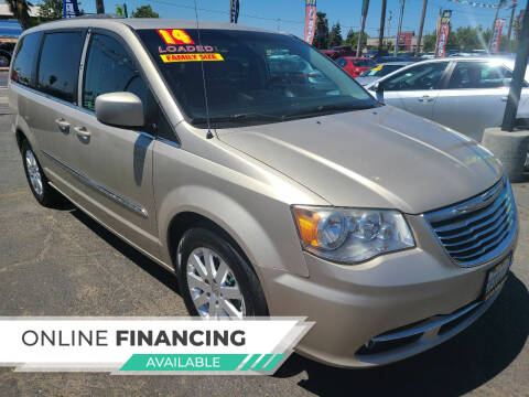 2014 Chrysler Town and Country for sale at Super Cars Sales Inc #1 - Super Auto Sales Inc #2 in Modesto CA