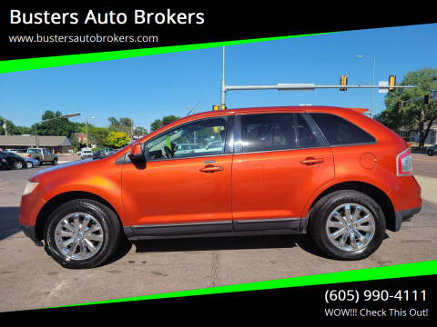2008 Ford Edge for sale at Busters Auto Brokers in Mitchell SD