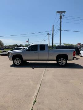2013 Chevrolet Silverado 1500 for sale at BARROW MOTORS in Caddo Mills TX
