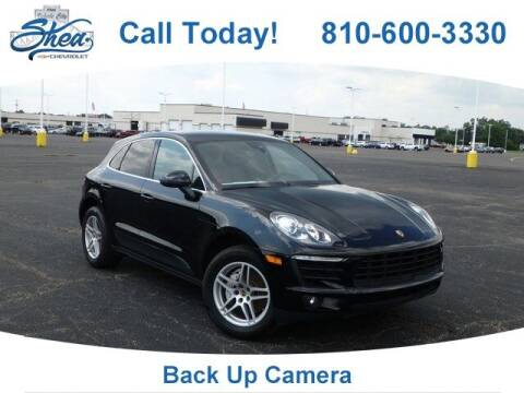 2017 Porsche Macan for sale at Erick's Used Car Factory in Flint MI