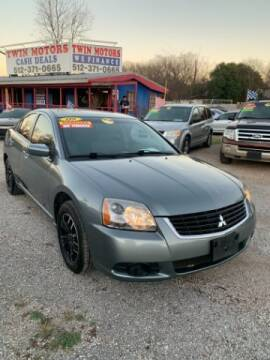 2009 Mitsubishi Galant for sale at Twin Motors in Austin TX