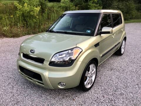 2011 Kia Soul for sale at R.A. Auto Sales in East Liverpool OH