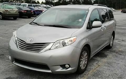 2011 Toyota Sienna for sale at Klassic Cars in Lilburn GA