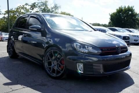 2013 Volkswagen GTI for sale at CU Carfinders in Norcross GA