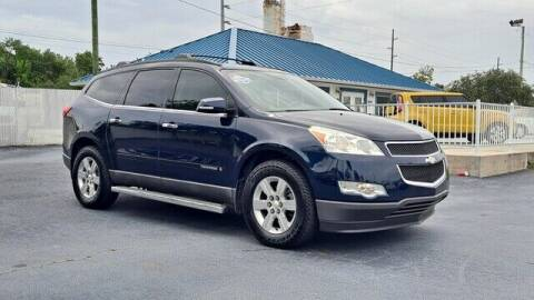 2009 Chevrolet Traverse for sale at Select Autos Inc in Fort Pierce FL
