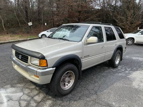 1995 Honda Passport for sale at MJ AUTO BROKER in Alpharetta GA