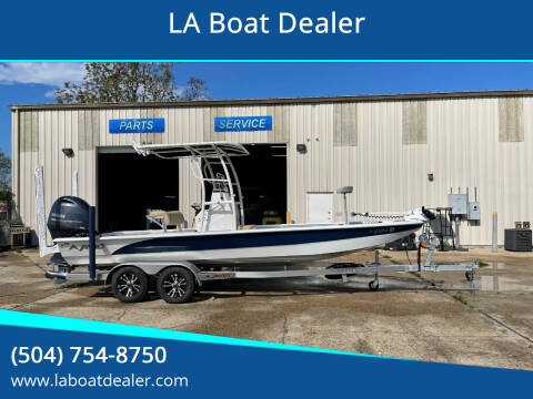 2020 Avid 23 for sale at LA Boat Dealer - Bay Boats in Metairie LA