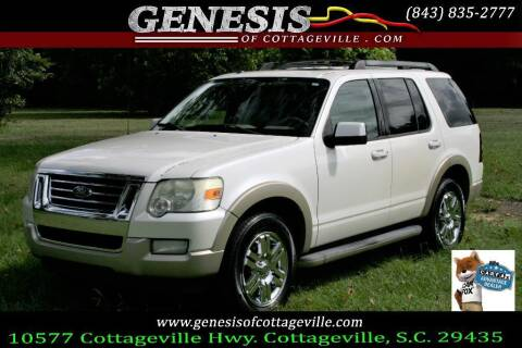2010 Ford Explorer for sale at Genesis Of Cottageville in Cottageville SC