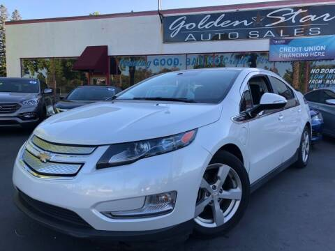 2015 Chevrolet Volt for sale at Golden Star Auto Sales in Sacramento CA