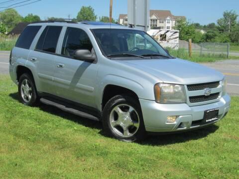 2008 Chevrolet TrailBlazer for sale at Saratoga Motors in Gansevoort NY