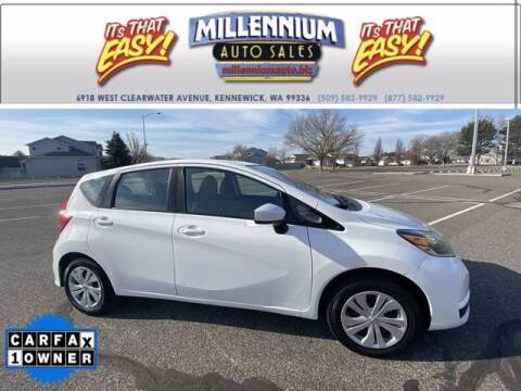 2019 Nissan Versa Note for sale at Millennium Auto Sales in Kennewick WA