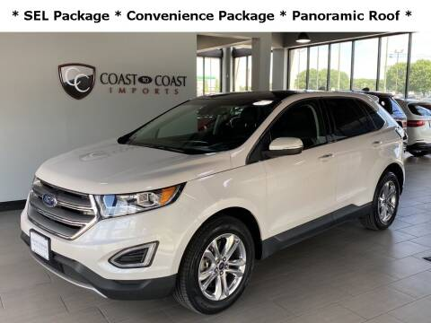 2018 Ford Edge for sale at Coast to Coast Imports in Fishers IN