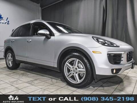 2015 Porsche Cayenne for sale at AUTO HOLDING in Hillside NJ