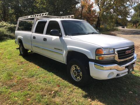 2006 GMC Sierra 2500HD for sale at Oxford Auto Sales in North Oxford MA