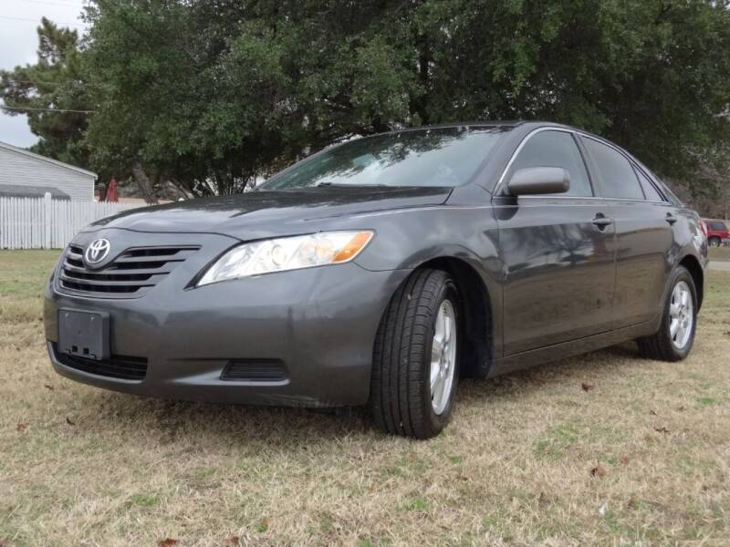 2009 Toyota Camry for sale at 123 Car 2 Go LLC in Dallas TX
