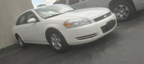 2008 Chevrolet Impala for sale at Double Take Auto Sales LLC in Dayton OH