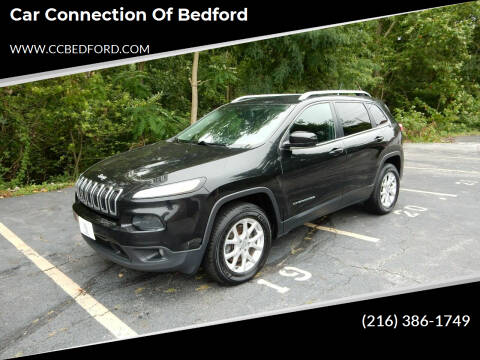2015 Jeep Cherokee for sale at Car Connection of Bedford in Bedford OH