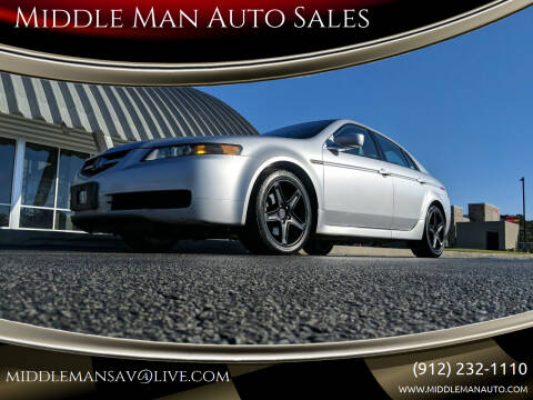 2005 Acura TL for sale at Middle Man Auto Sales in Savannah GA