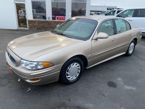 2005 Buick LeSabre for sale at BISMAN AUTOWORX INC in Bismarck ND
