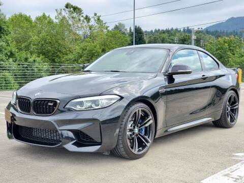 2018 BMW M2 for sale at Painlessautos.com in Bellevue WA