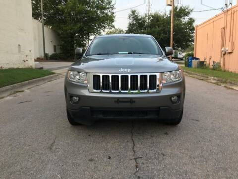 2011 Jeep Grand Cherokee for sale at Horizon Auto Sales in Raleigh NC
