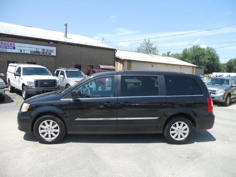 2015 Chrysler Town and Country for sale at All Cars and Trucks in Buena NJ