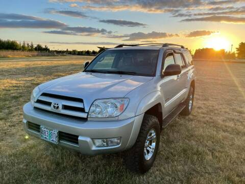2004 Toyota 4Runner for sale at Accolade Auto in Hillsboro OR