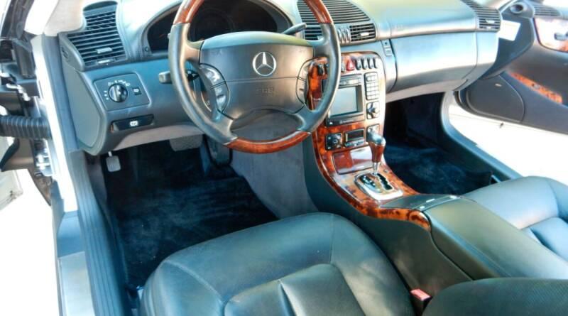 2002 Mercedes-Benz CL-Class CL 600 2dr Coupe - Hopedale MA